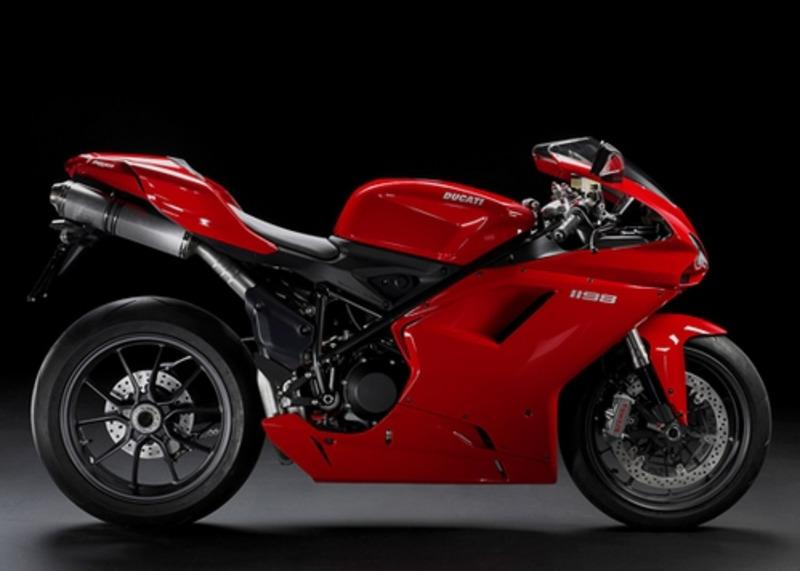 2010 Ducati Superbike 1198 S