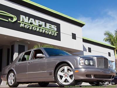2004 Bentley Arnage  2004 Bentley Arnage R Automatic 4-Door Sedan