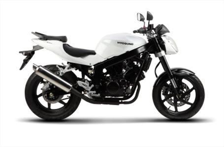 2016 Hyosung GT250