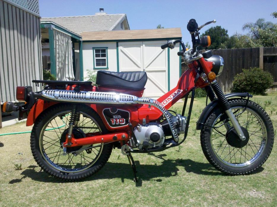 1984 Honda CT 110 TRAIL