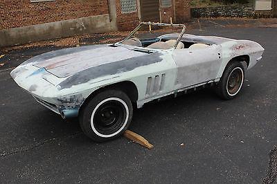 Chevrolet Corvette 1965 Cars for sale