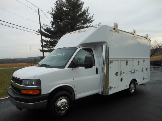 2013 Chevrolet Express G3500 Pickup Truck