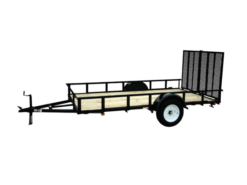 2017 Carry-On Trailer 6X12GW