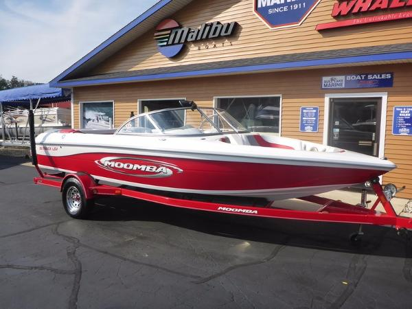 2003 Moomba Outback LSV