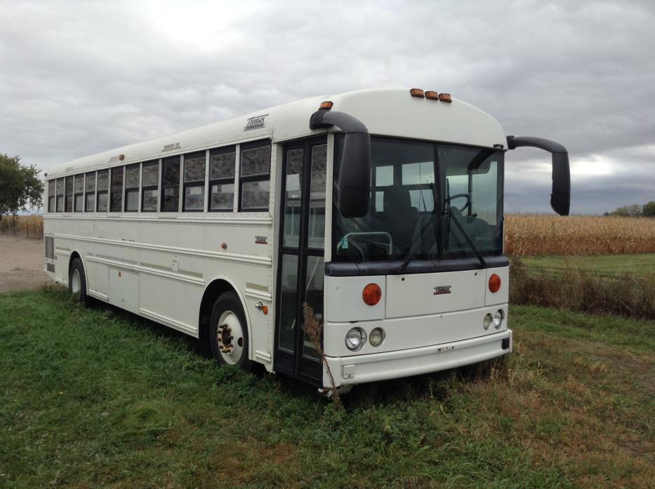 2005 Thomas Hdx  Bus