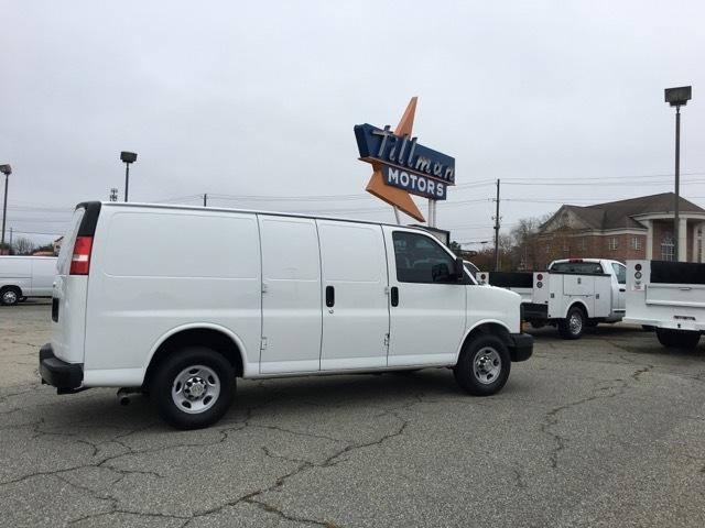 2012 Chevrolet Express 2500 Cargo Cargo Van