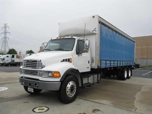 2009 Sterling Acterra Box Truck - Straight Truck
