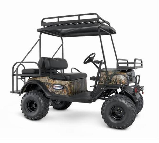 Bad Boy Buggie Motorcycles For Sale