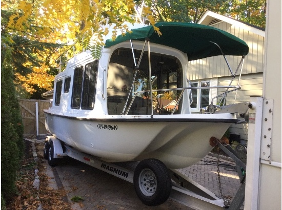2003 Adventure Craft 28ft
