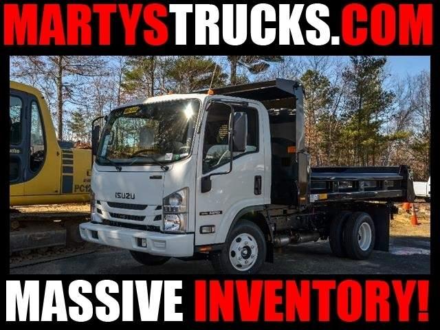 2016 Isuzu Npr  Dump Truck