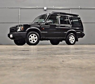 2004 Land Rover Discovery S Sport Utility 4-Door 2004 Land Rover S