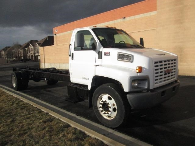 2007 Gmc C7500 Cab Chassis