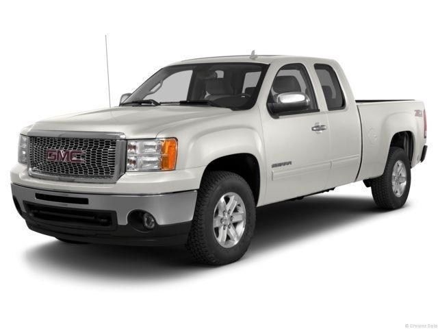 2013 Gmc Sierra 1500  Pickup Truck