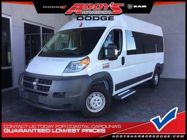 2016 Ram Promaster 2500 Window Van  Cargo Van
