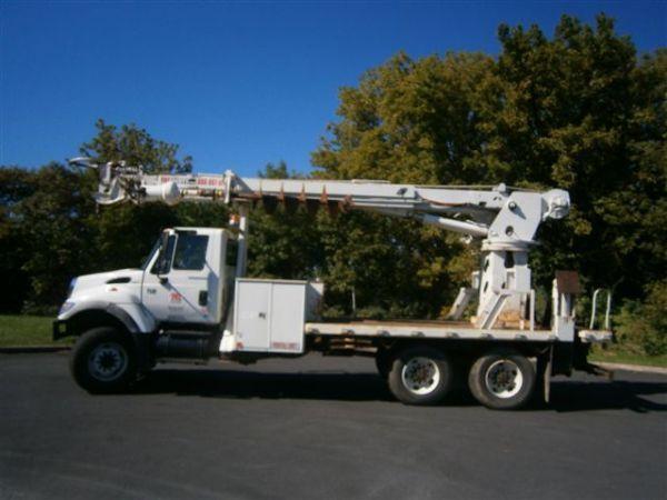 2006 Terex Commander 6000  Crane Truck