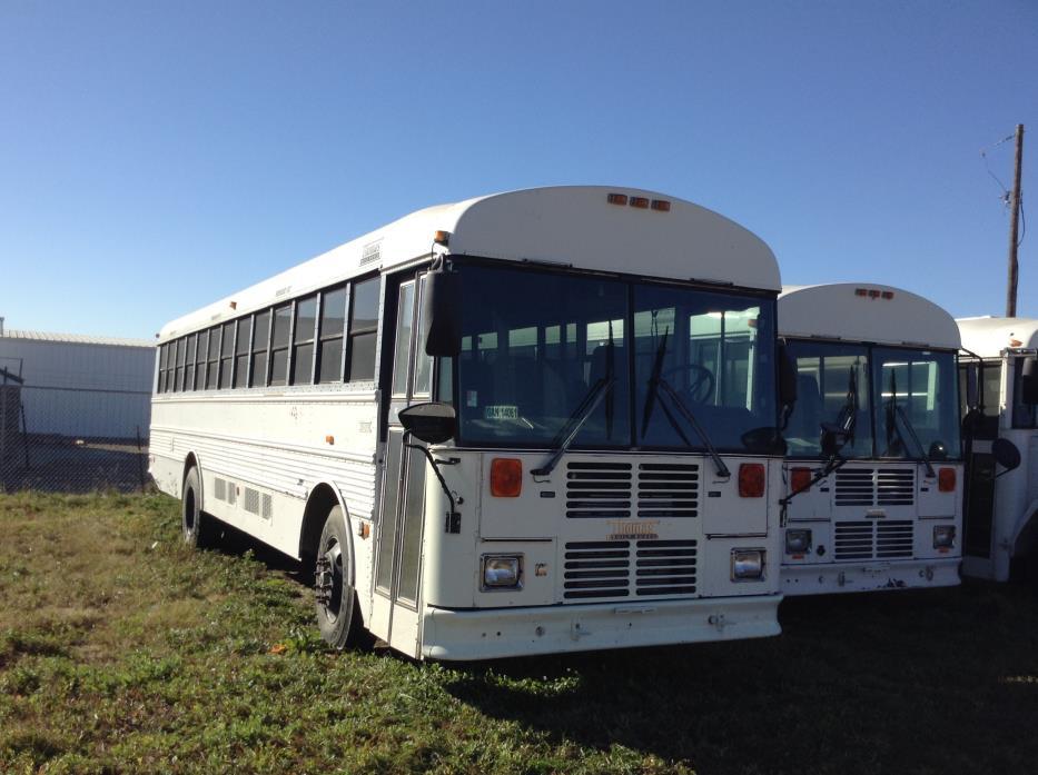 2002 Thomas 1308n  Bus