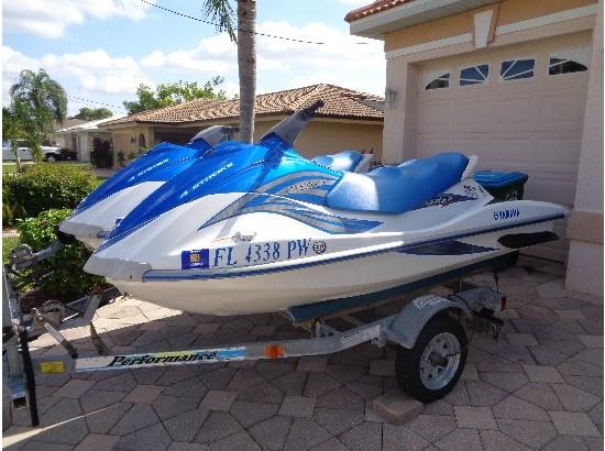 Yamaha vx 110 boats for sale in florida for 2006 yamaha waverunner