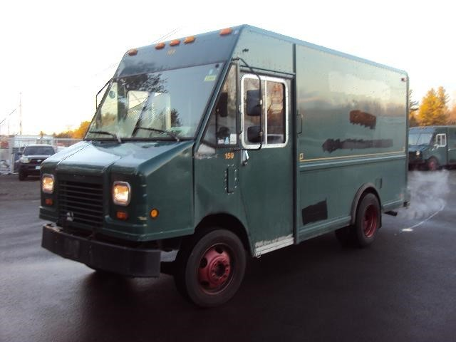 2004 Workhorse W42 Stepvan