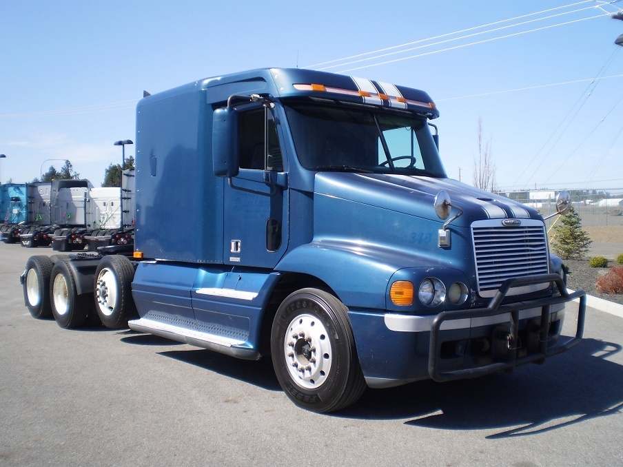 1998 Freightliner Century Class Conventional - Sleeper Truck