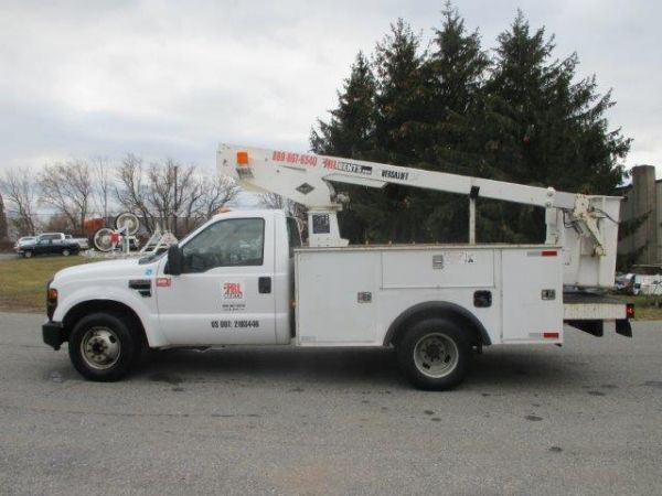 2008 Versalift Tel 29 N  Bucket Truck - Boom Truck