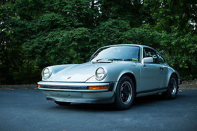 1978 Porsche 911 SC 1978 Porsche 911SC - Original Preservation Car with 36,630 miles