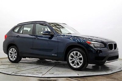 2014 BMW X1 xDrive28i AWD Auto Nav R Camera Htd Seats Pwr Moonroof 8K Must See and Drive Save