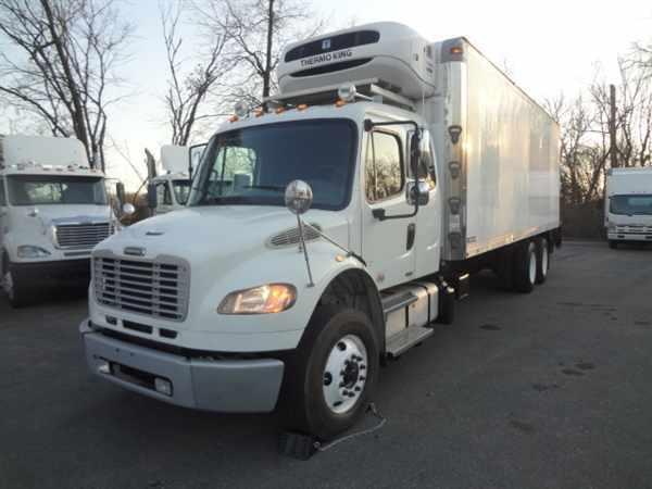 2011 Freightliner M2 106 Refrigerated Truck