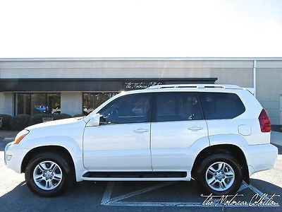 2007 Lexus GX 470 ONLY 73K MILES! 1-OWNER! CLEAN CARFAX CERTIFIED!