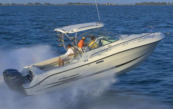 2007 Hydra-Sports 2900 VX