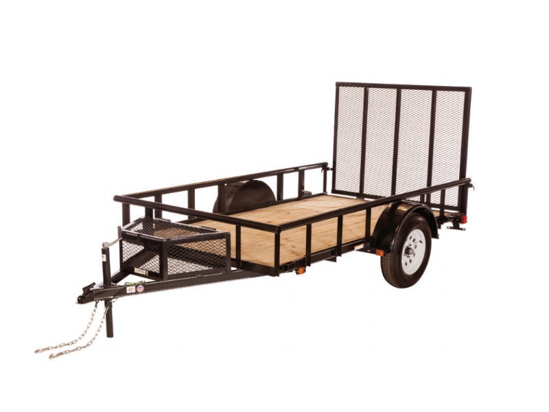 2017 Carry-On Trailer 6X12GWPTLED