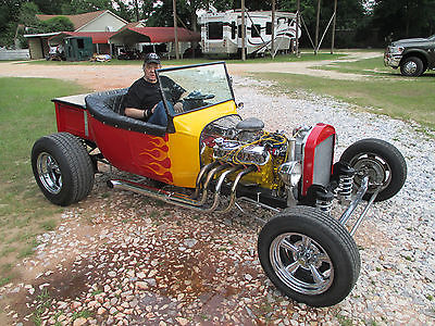 1923 Ford Model T  1923 ford t bucket roadster