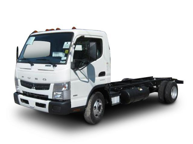 2014 Mitsubishi-Fuso Fe125 Conventional - Day Cab