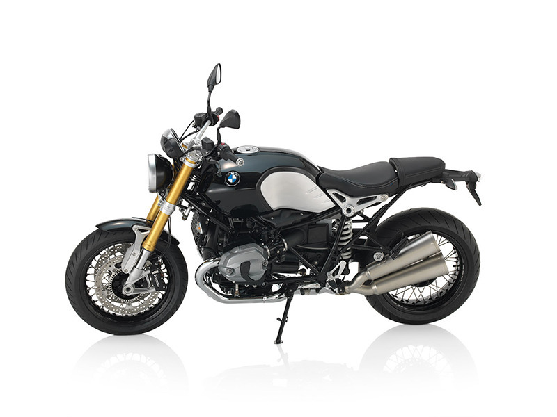 2016 BMW R nine T Black Storm Metallic