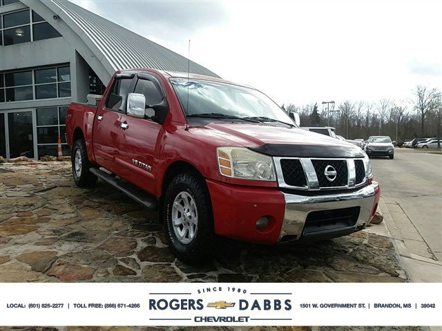 nissan titan 2006 cars for sale. Black Bedroom Furniture Sets. Home Design Ideas