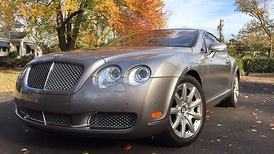 2005 Bentley Continental GT coupe Clean car,  bentley gt coupe, very clean!!!!, new tires, fresh service