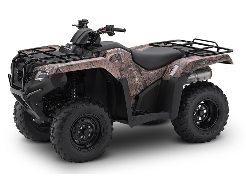 2016 Honda FourTrax Rancher 4X4 Automatic DCT IRS H