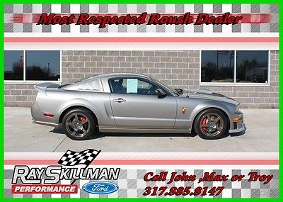 2009 Ford Mustang 2009 Roush P51b Mustang 510HP 09 2009 ROUSH P51b MUSTANG RARE ONLY 51 MADE SUPERCHARGED 510hp 09 SAME 08 2008