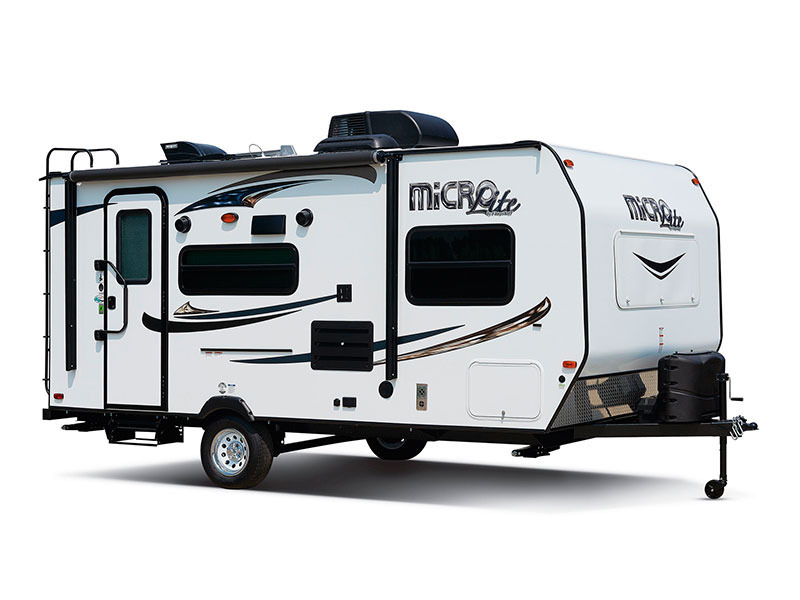 2016 Forest River Flagstaff Micro Lite 21FBRS
