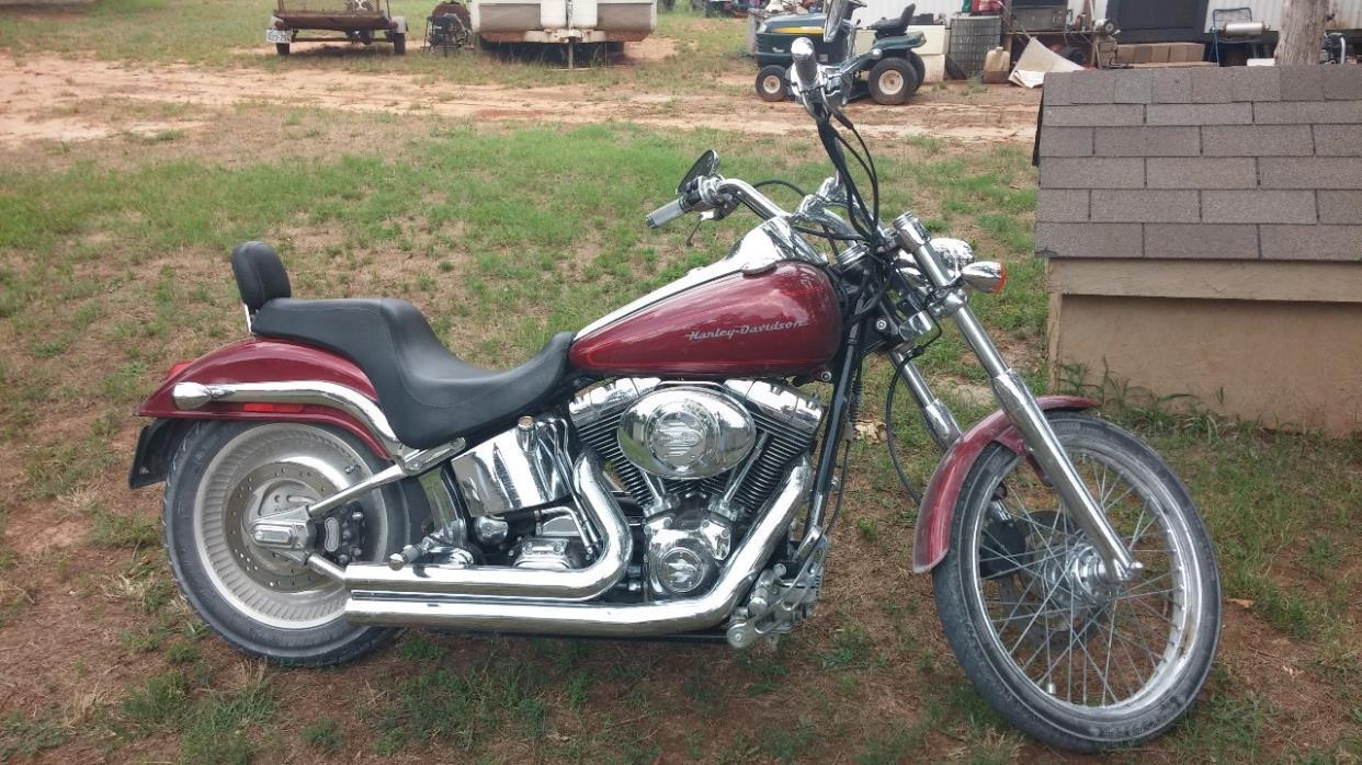 2001 Harley-Davidson SOFTAIL DEUCE