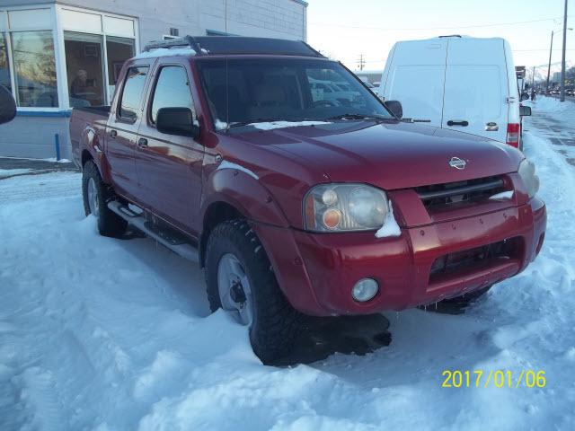 2001 Nissan Frontier  Pickup Truck