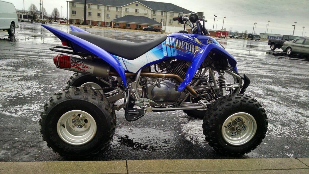2013 Yamaha Motor Corp., Usa Raptor 350