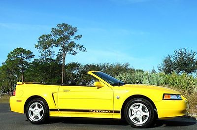 2004 Ford Mustang 40th Anniversary Edition Cars For Sale