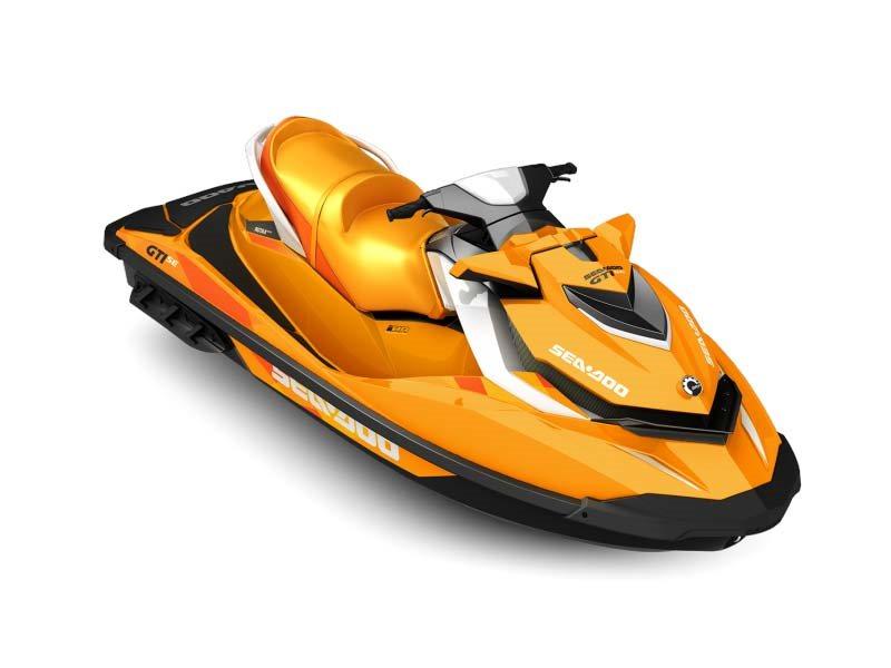 2017 Sea-Doo GTI SE
