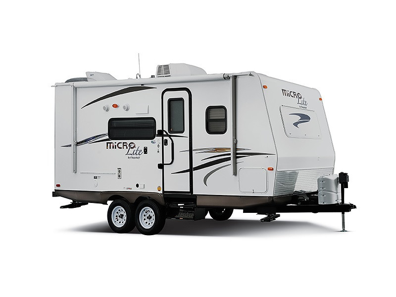 2014 Forest River Flagstaff Micro Lite 21DS