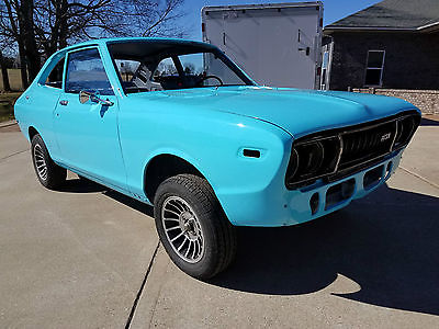 1973 Datsun 710  SEDAN DATSUN 710 BEAUTIFUL PROJECT CAR - READY FOR YOUR DROP & SWAP OR RESTORATION