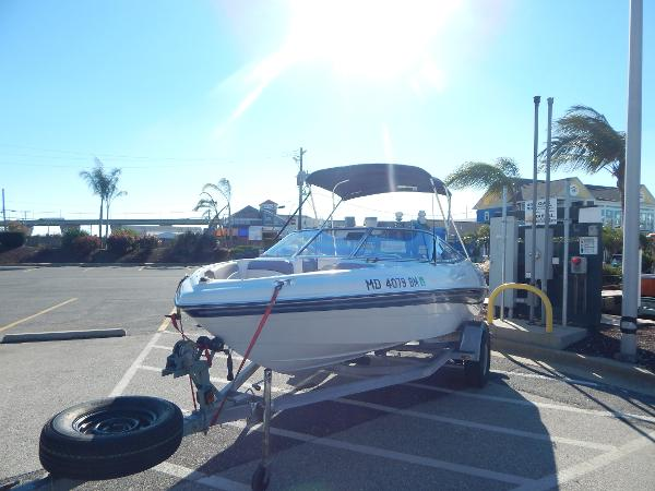 2001 Four Winns 170 Horizon LE Bowrider