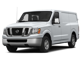 2017 Nissan Nv Cargo S V6 Cargo Van