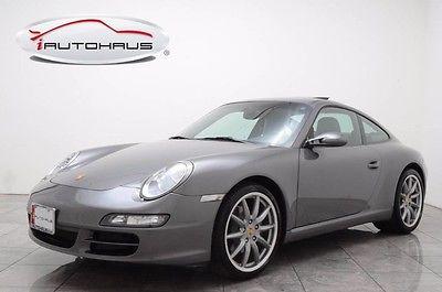 2007 Porsche 911 Tiptronic Xenon Navi Sport Chrono