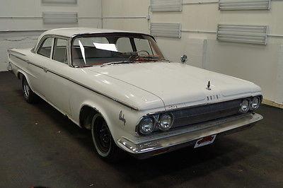 1963 Dodge 880 Runs Drives Body Inter Good 361V8 3 spd auto 1963 White Runs Drives Body Inter Good 361V8 3 spd auto!