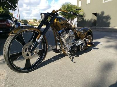 2017 Custom Built Motorcycles Chopper  Thunder Cycle  Design